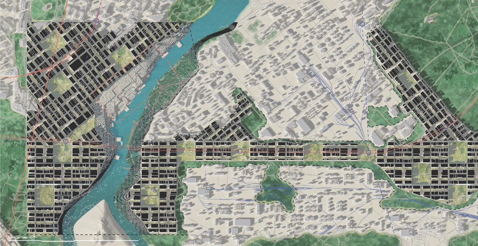Urban Scale Plan