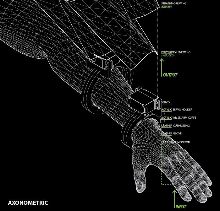 Detail Axonometric Diagram