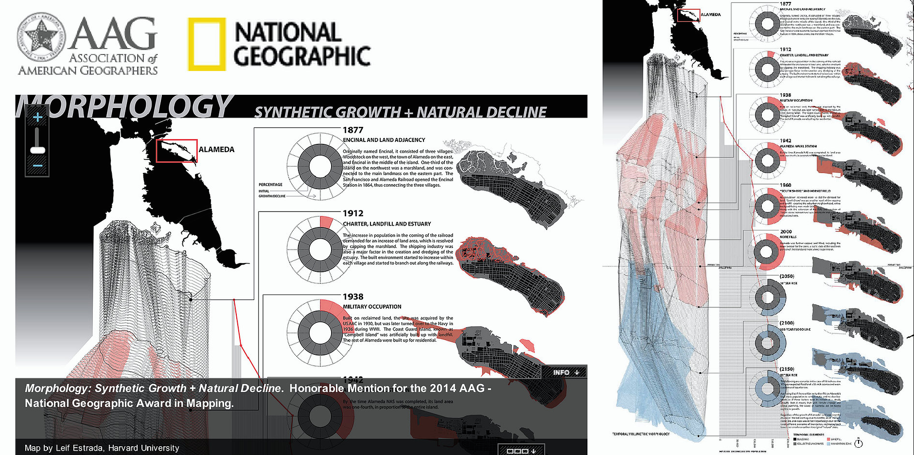 2014 National Geographic Award in Mapping (NatGeo)