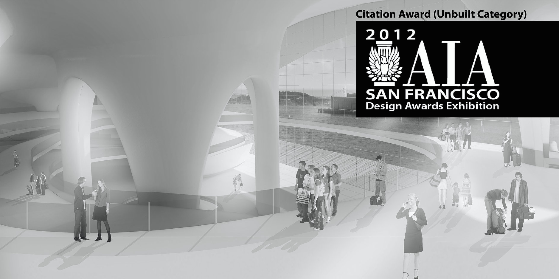 Peel 27 wins 2012 AIA SF Design Citation Award (Unbuilt Project) (American Institute of Architect-San Francisco)