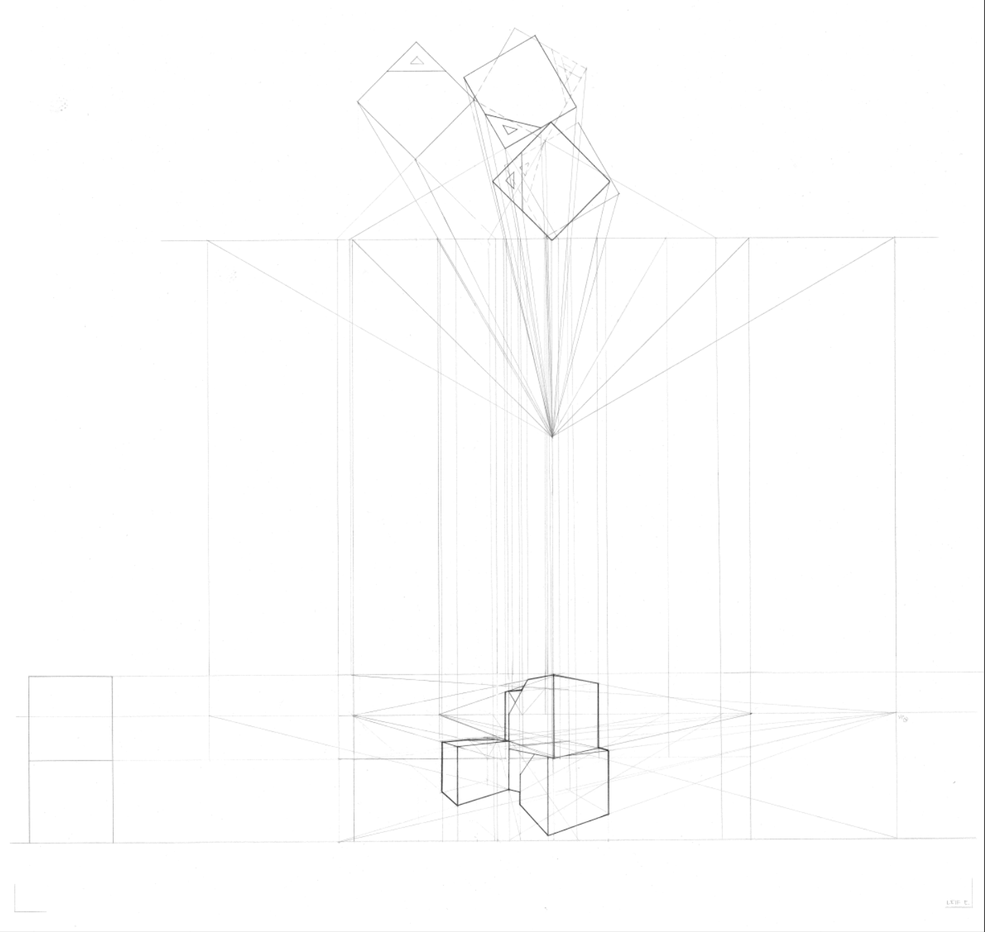 VI - Two-Point Perspective