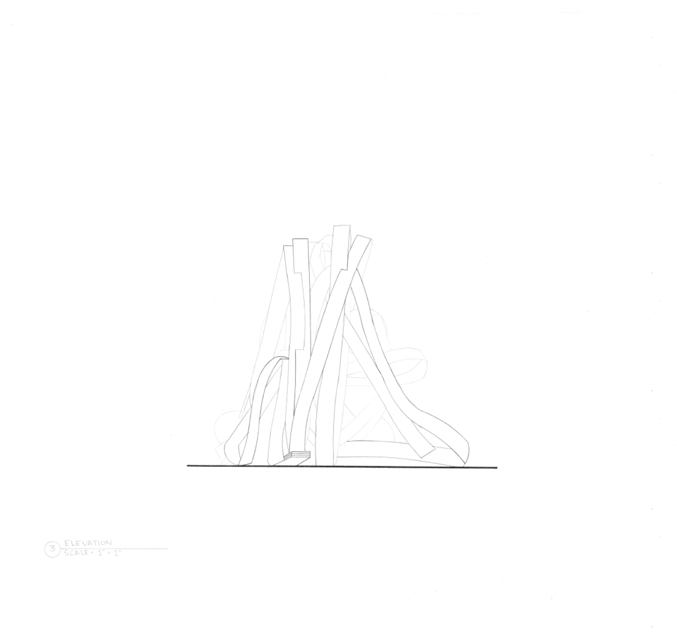 Cross Elevation (Virtual)