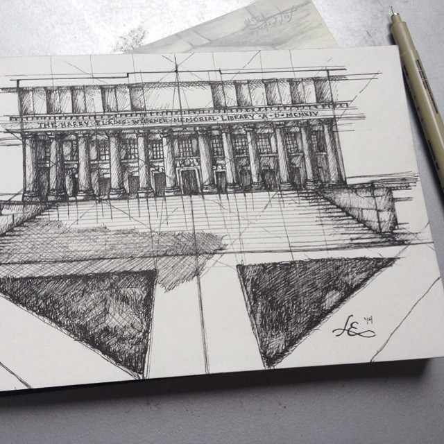 Drawings + Portraiture