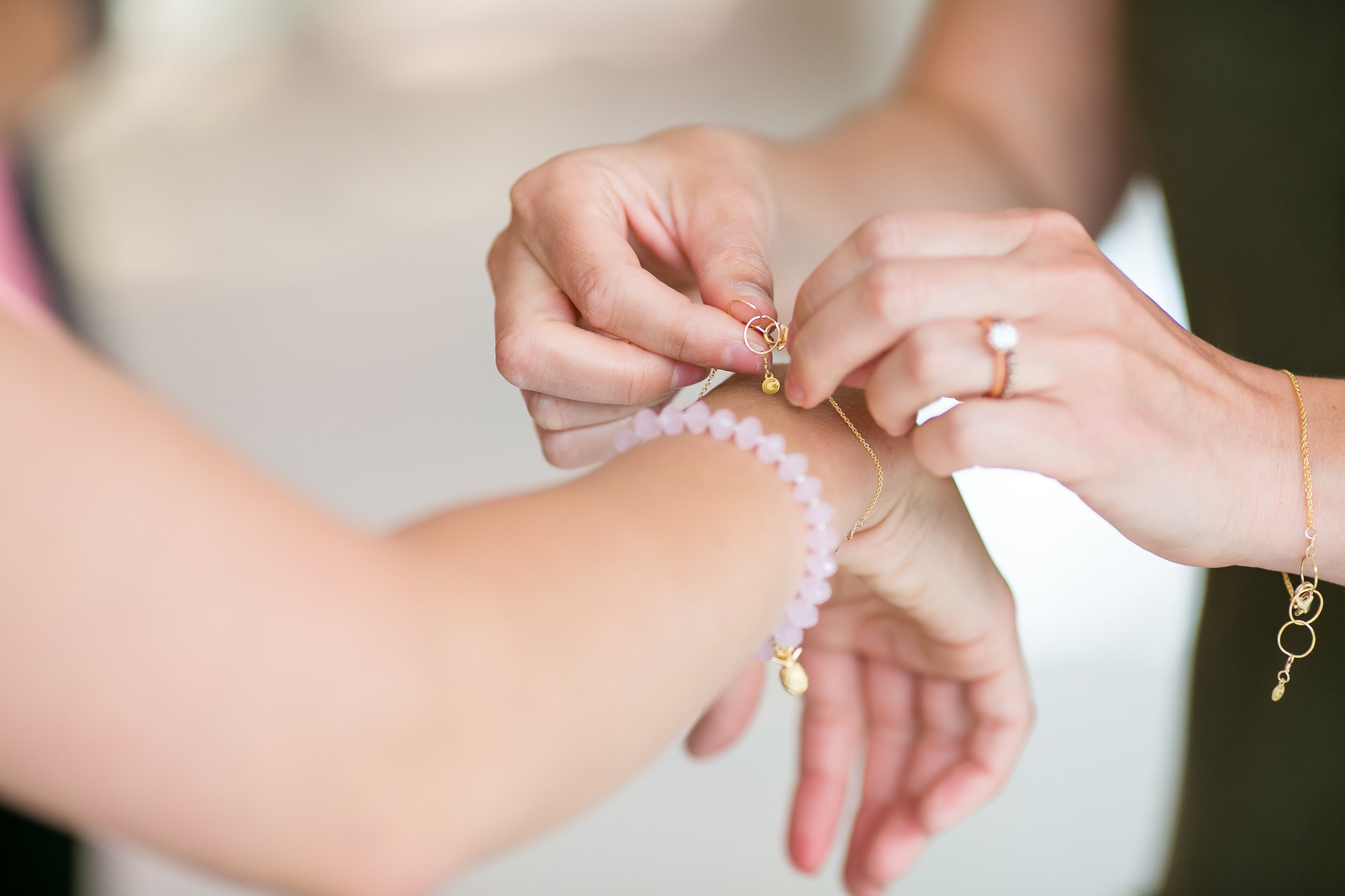 bridesmaids bracelets   Goldfine Jewelry   Jeannine Marie Minnesota Photographer for weddings