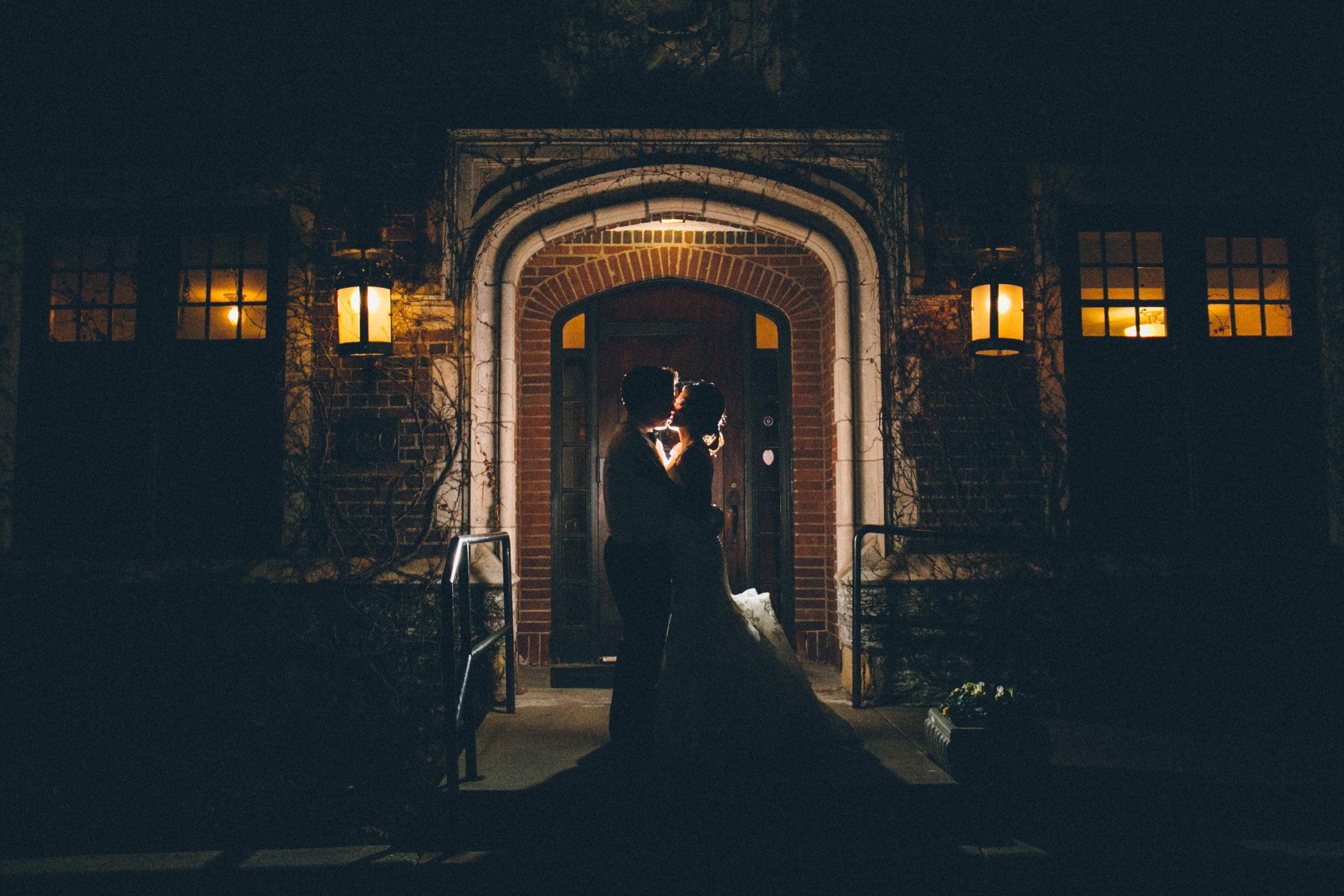 Mark Fierst Minneapolis Wedding Photographer | Sixpence Standard blog post | after sunset photos