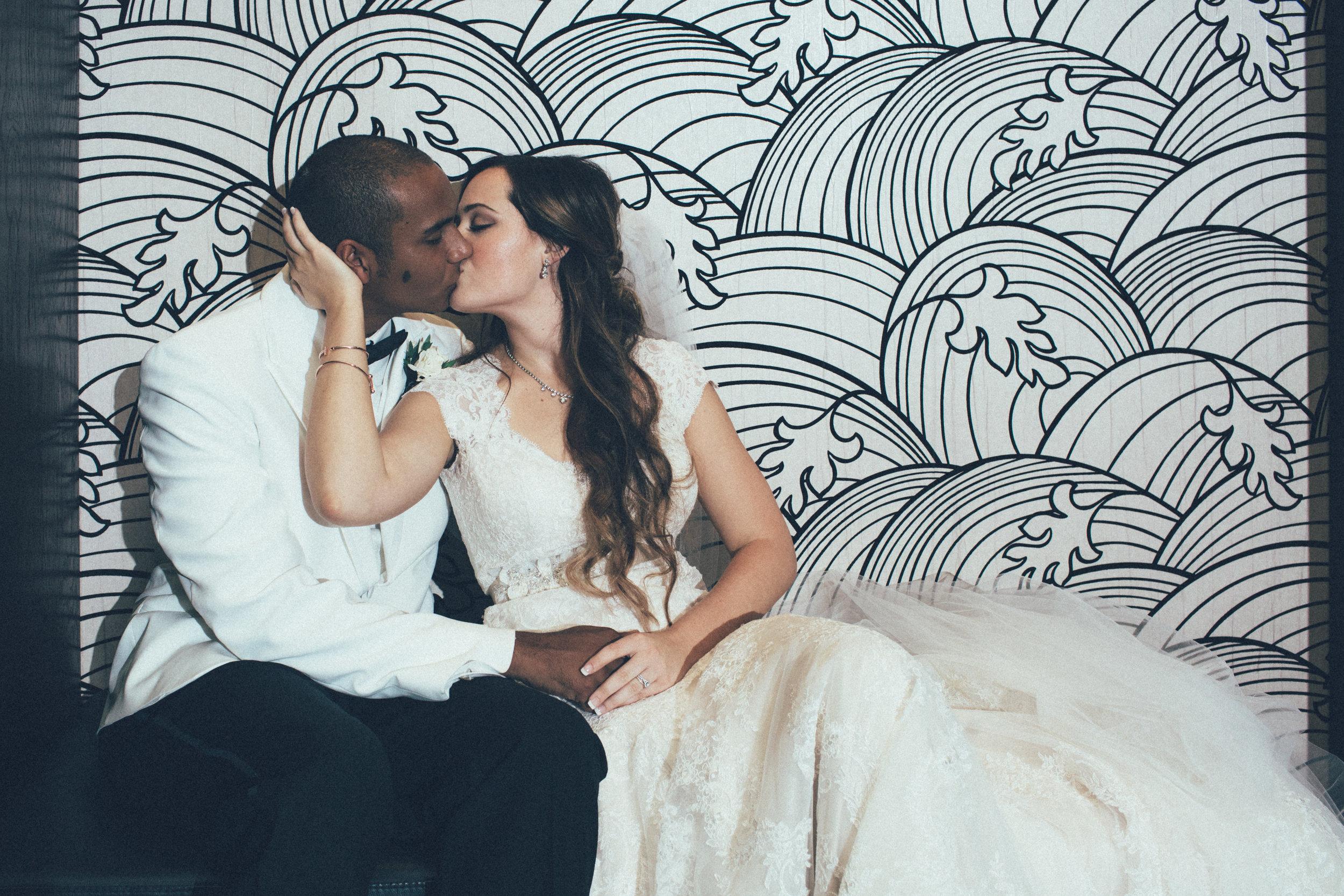 Mark Fierst Minneapolis Wedding Photographer | Sixpence Standard blog post | artistic backdrop
