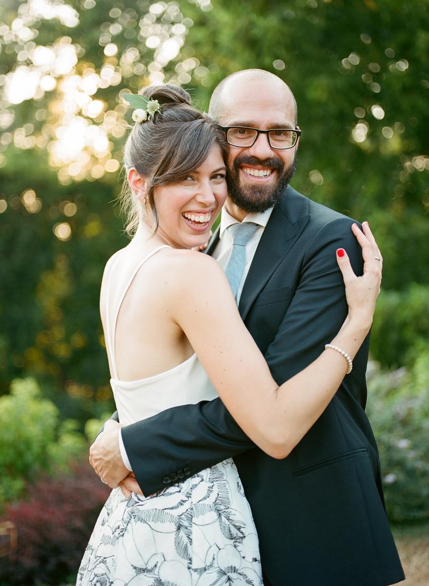 Sarah Jane Minneapolis Wedding Photographer | bald groom with a great beard