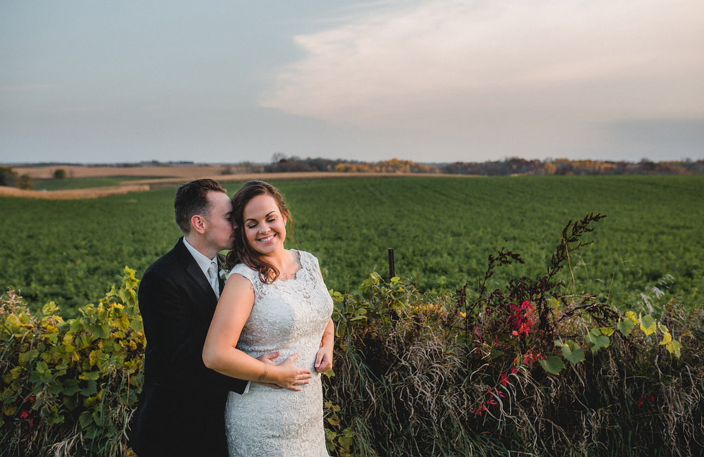 Leslee and Billy at Legacy Hill Farm | Bethany Birnie with Aqua Fox Photography | Sixpence Events & Planning day of coordinating | A Vintage Touch Wedding Design and Planning
