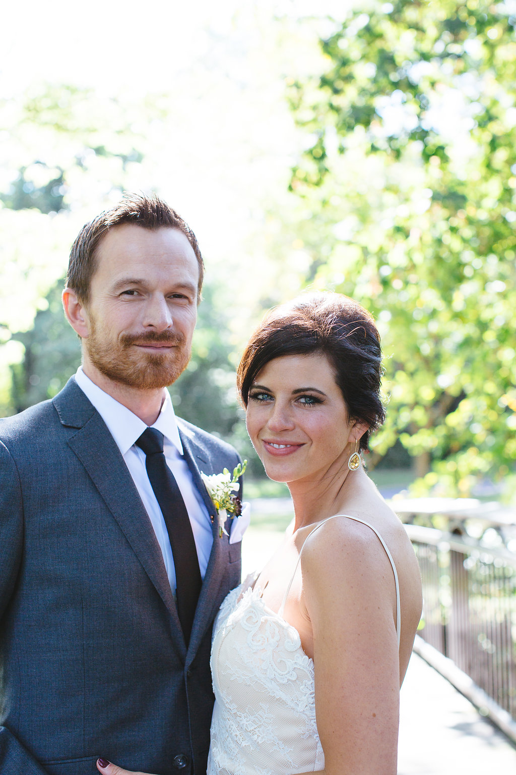 Photo by Aaron Rice | Meghann and Ty married at Annunciation Catholic Church in Minneapolis