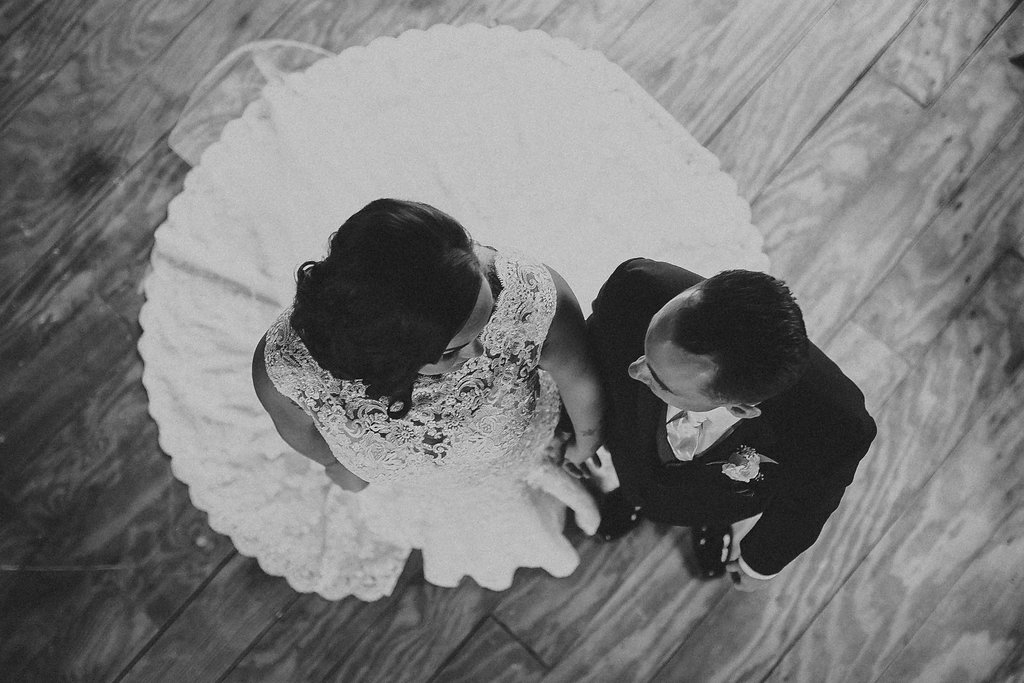 Leslee & Billy | Legacy Hill Farm Wedding | Aqua Fox Photography | A Vintage Touch Wedding Planning | Sixpence Events & Planning day of coordinating | bride and groom first look from the loft photo