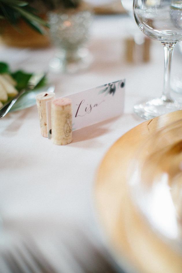 place cards with wine corks | Nicole + Luke | Villa Bellezza | Kristina Lorraine Photo38.jpg