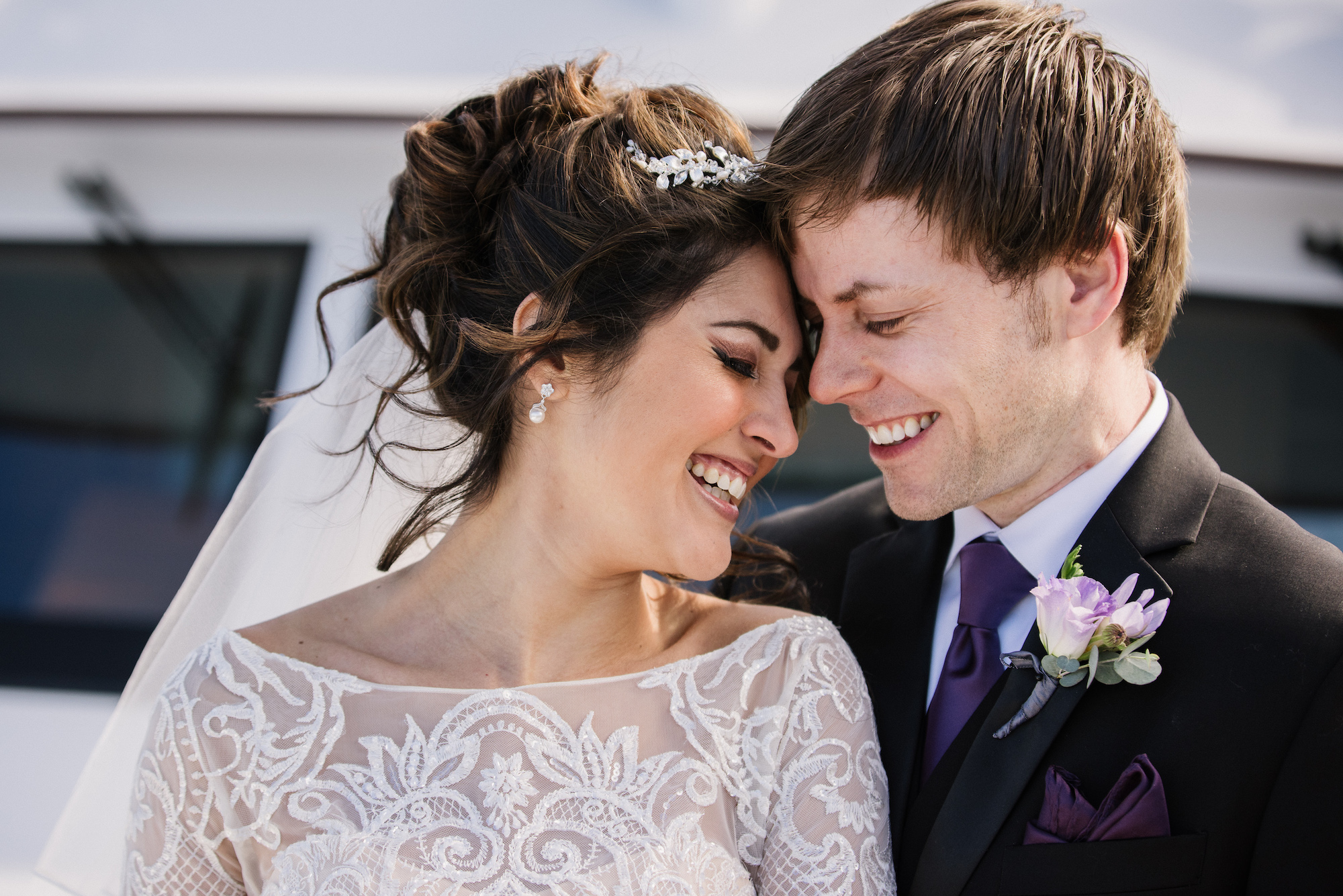 bride and groom portraits   bride with boat neck sheer lace wedding dress   Dillinger Studios Minneapolis Photographer   Mexican American fusion wedding   Sixpence Events & Planning Minnesota wedding planner .jpg