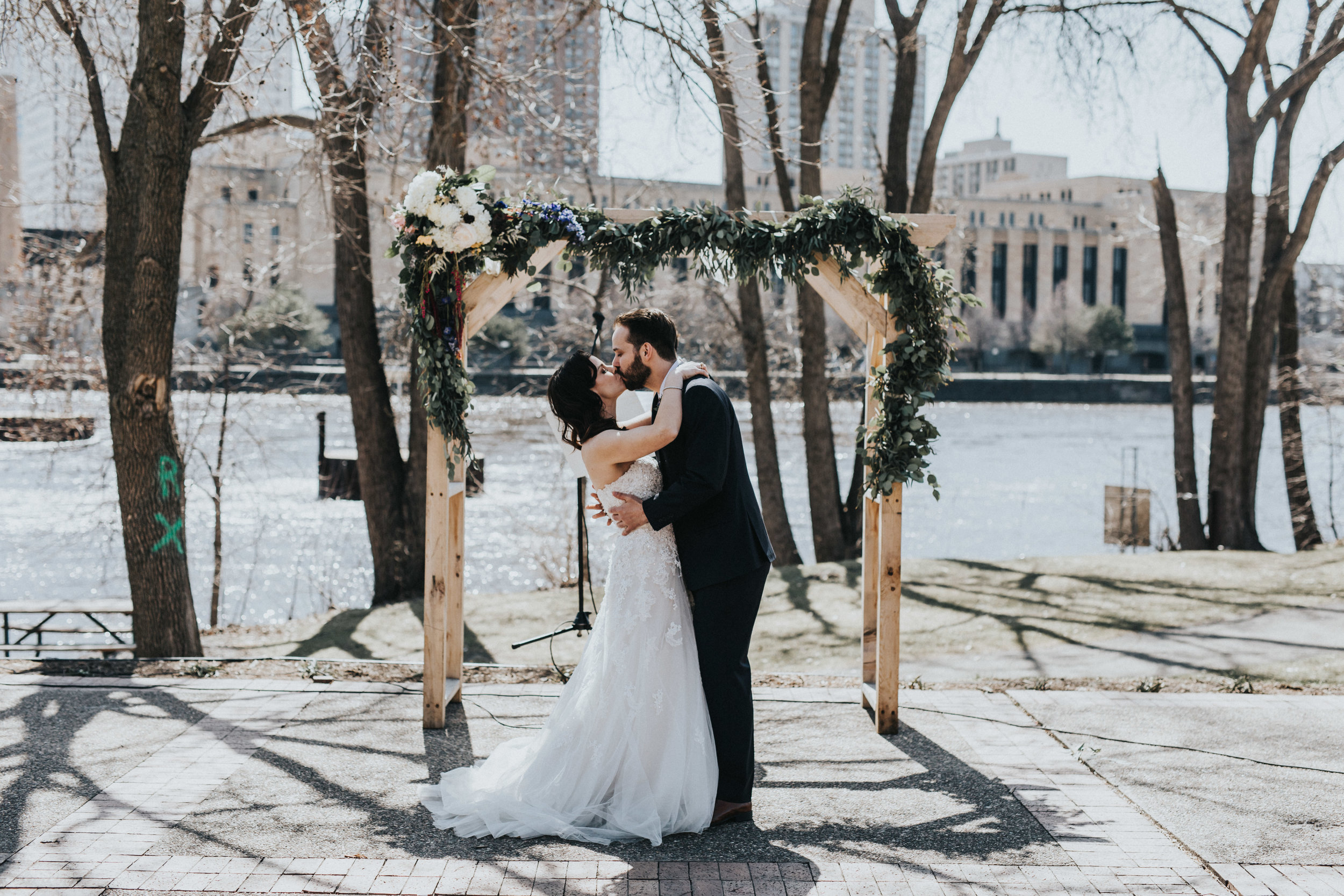 43Russell Heeter Photography :: Minneapolis wedding planner Sixpence Events :: Nicollet Island Pavilion :: april wedding in Minnesota.jpg