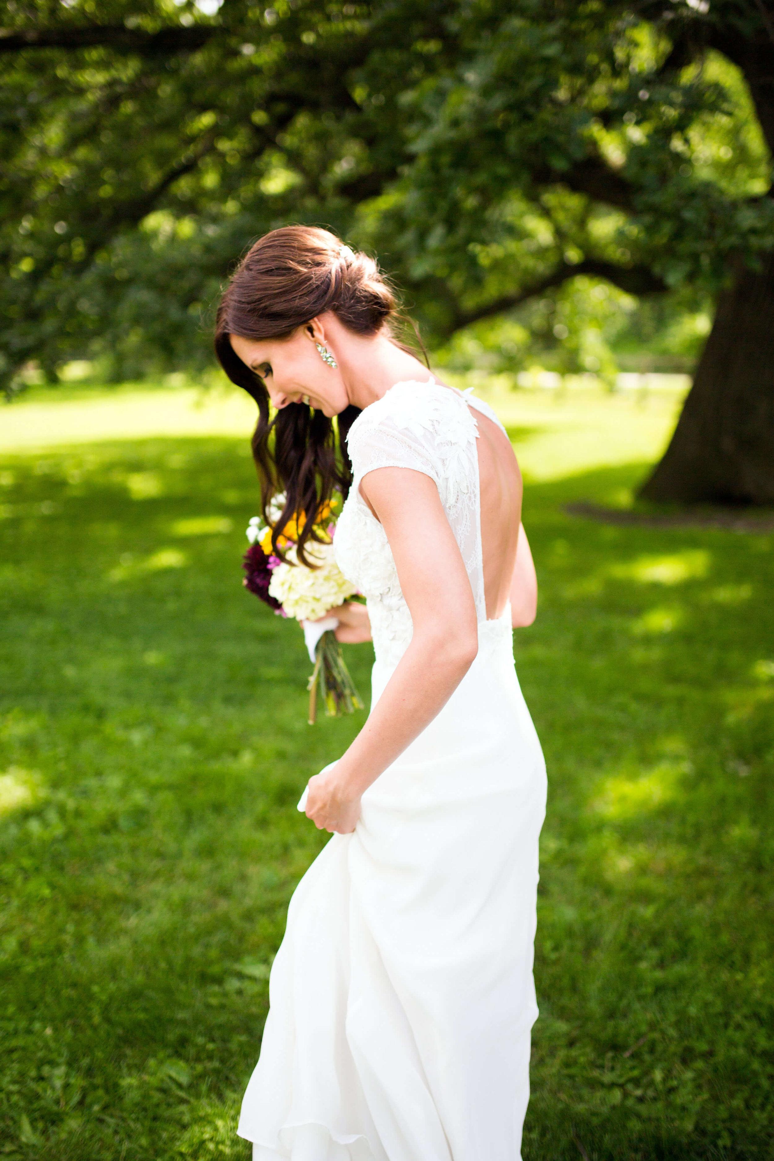 Studio KH | key hole wedding dress back | 70 ways to capture your wedding dress details