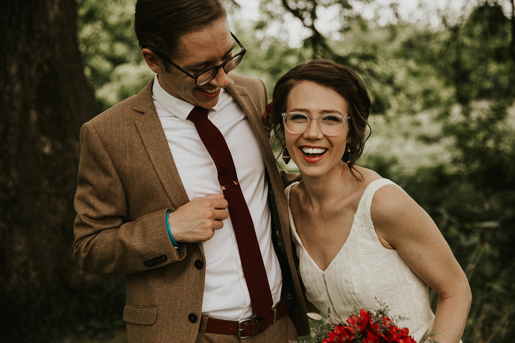 Mike + Cat :: Grace Byron Photography :: Sixpence Events, happiness