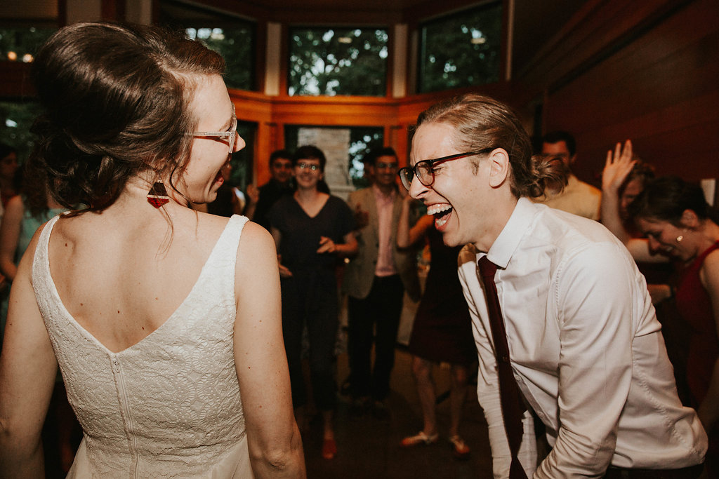 Mike + Cat :: Grace Byron Photography :: Sixpence Events, dance photo at Silverwood