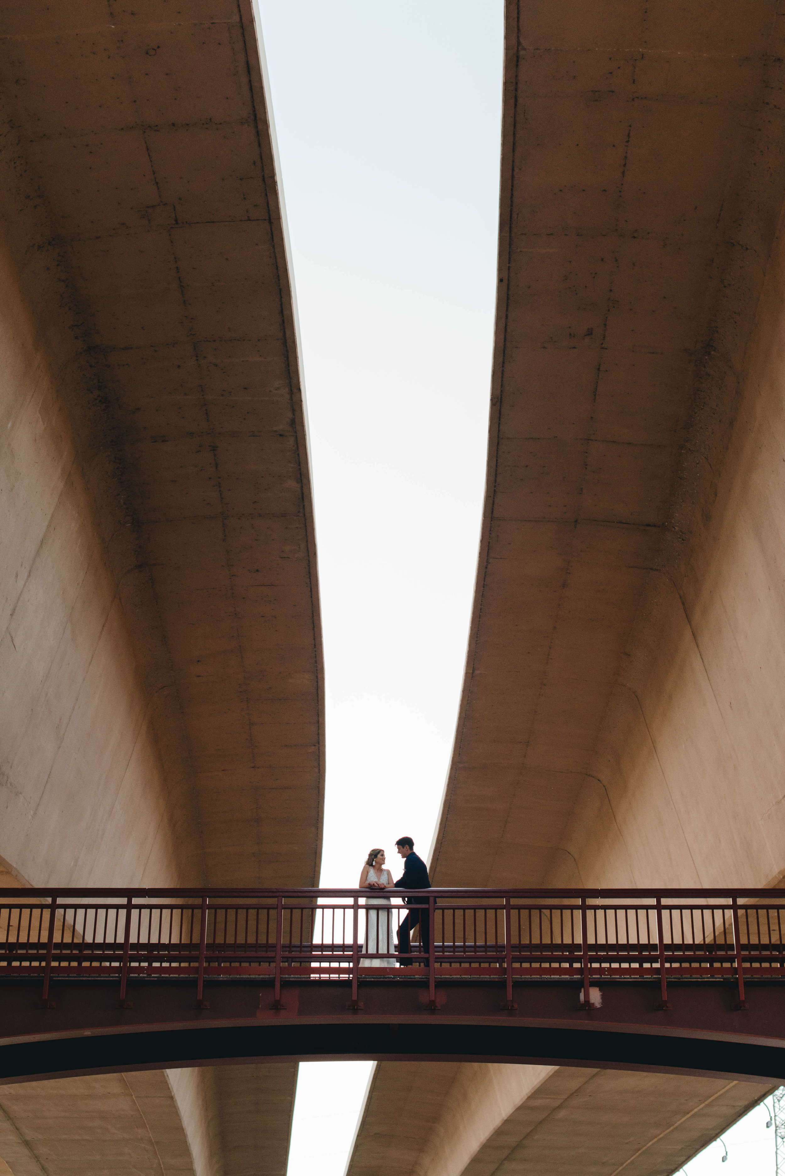 Roy Son Photography | Raspberry Island and Octo Fish bar | Minneapolis wedding planner Sixpence Events | under the bridge pictures