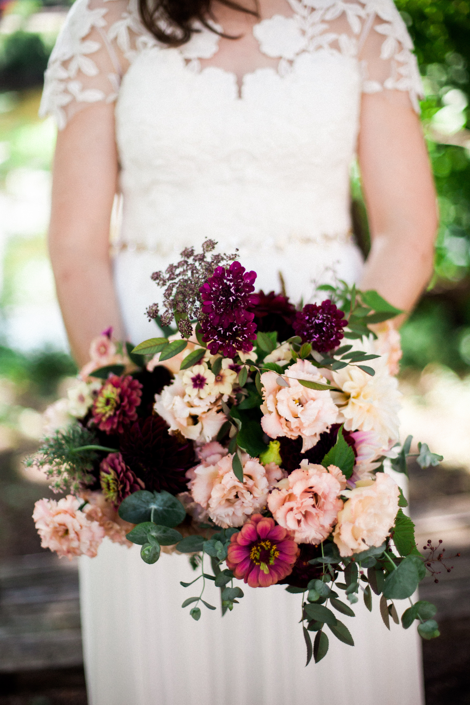 Lady Fern Flowers | local florist in Minneapolis | why you should hire a small florist | bridal bouquet