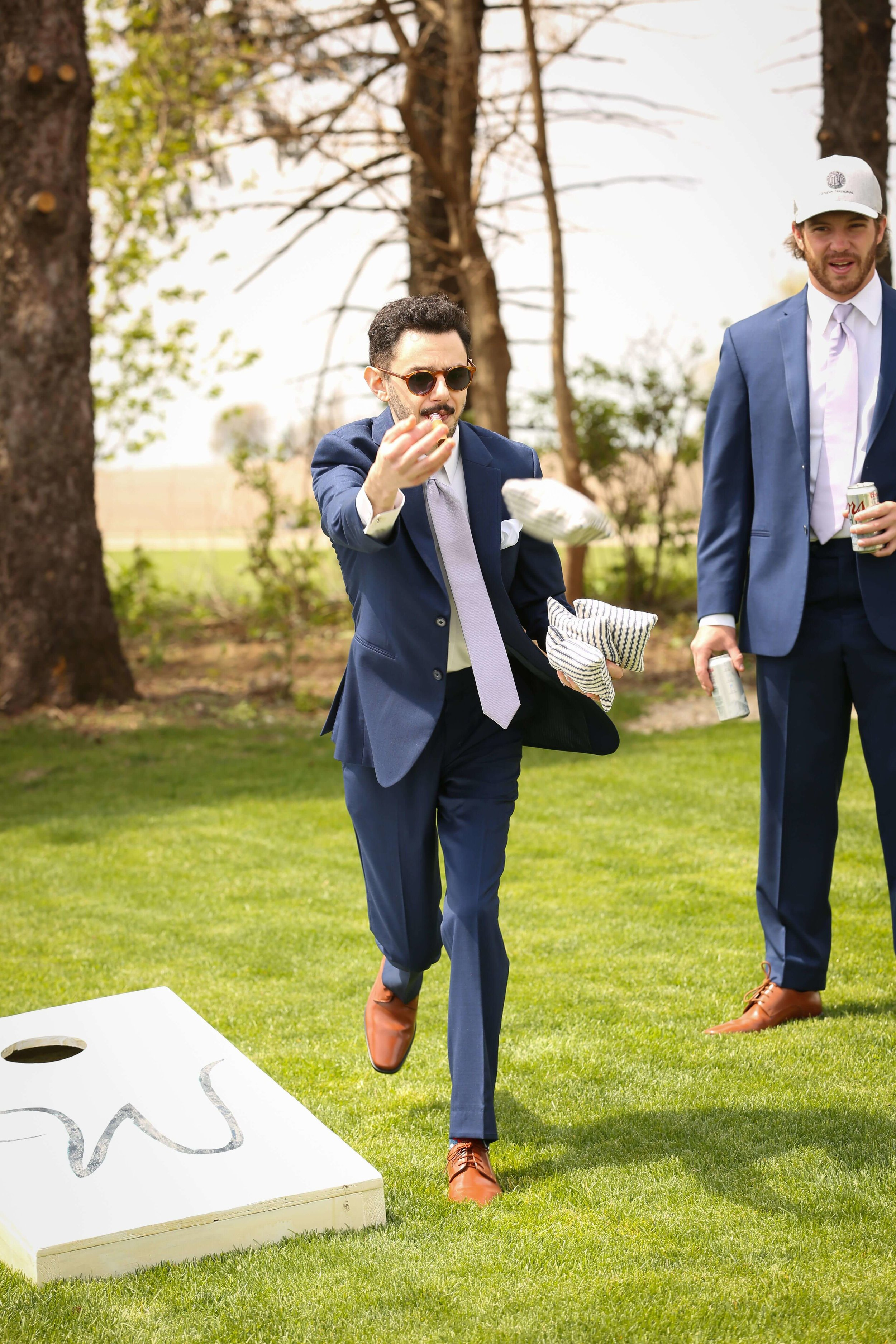 bags and cigars | Lauren + Adam | SIxpence Events and Planning _ Legacy Hill Farm _ Unique Touch Photography.jpg