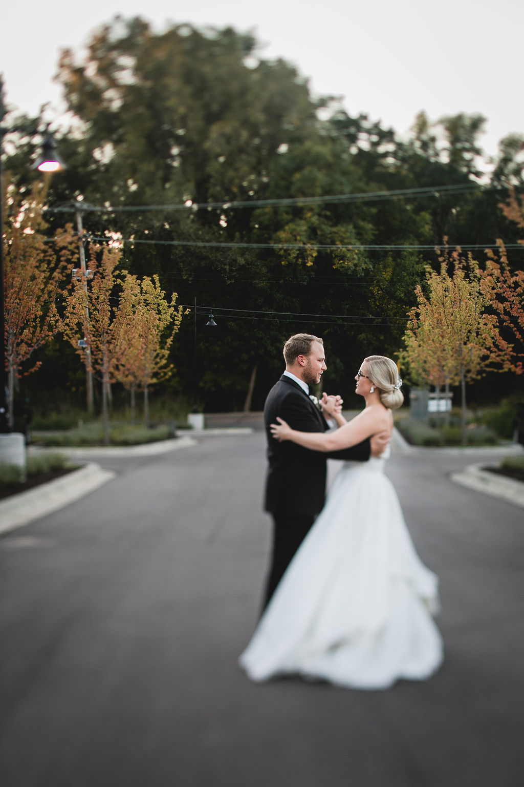 Kelly and Matt | Hutton House parking lot golden hour September wedding | Aqua Fox Photography | Sixpence Events and Planning Minnesota Wedding Planner102.jpg