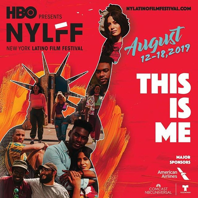 The New York Latino Film Festival (NYLFF) @nylatinofilmfestival is the premier Urban Latino film event in the country starts August 12! NYLFF produces culturally relevant and entertaining experiences that build audiences for Latino cinema, support the film community.