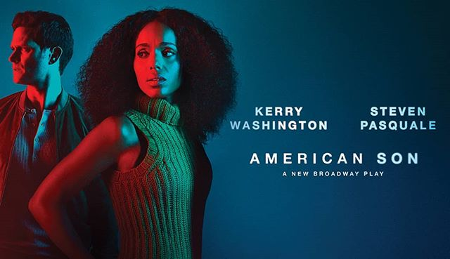 """@netflix is adapting @kerrywashington @stevepasquale acclaimed Broadway play, """"American Son"""". The Netflix Television Event """"American Son"""" tells the story of Kendra Ellis-Connor (Emmy-nominee Kerry Washington), the mother of a missing teenage boy, as she struggles to put the pieces together in a South Florida police station. It will hit Netflix on November 1 after @tiff_net and is written by Chris Demos Brown."""