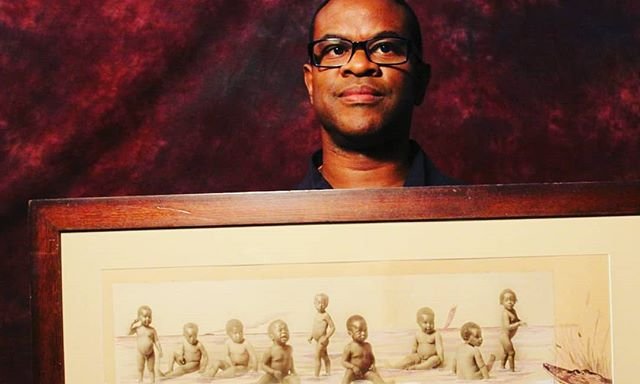 """Thomas Allen Harris visits US landmark moments tracing cultural understandings and personal history in 3-part multi series """"Family Pictures USA"""" on @pbs Stream it this week!"""
