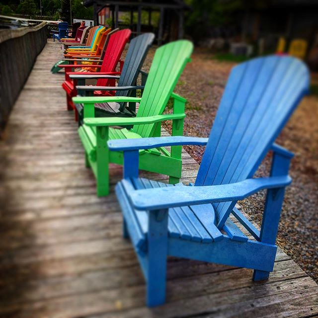 Colors at the @thegreenstorenorthbay And #Awesome #icecream Hello #summer