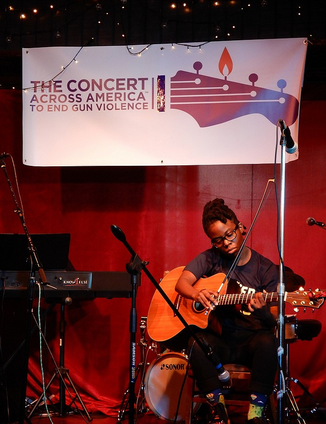 Concert across America to End Gun Violence - Check out this article in the Fairfax Connection from the Concert across America to End Gun Violence!