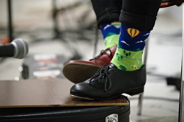 Capezio Tic Tap Toe Tap Shoes -