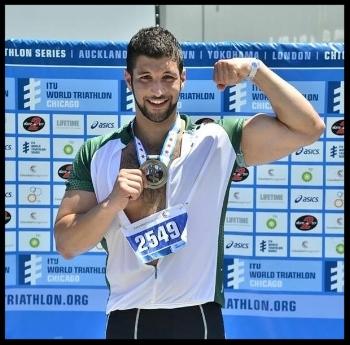 ITU World Triathlon Series - Chicago, IL