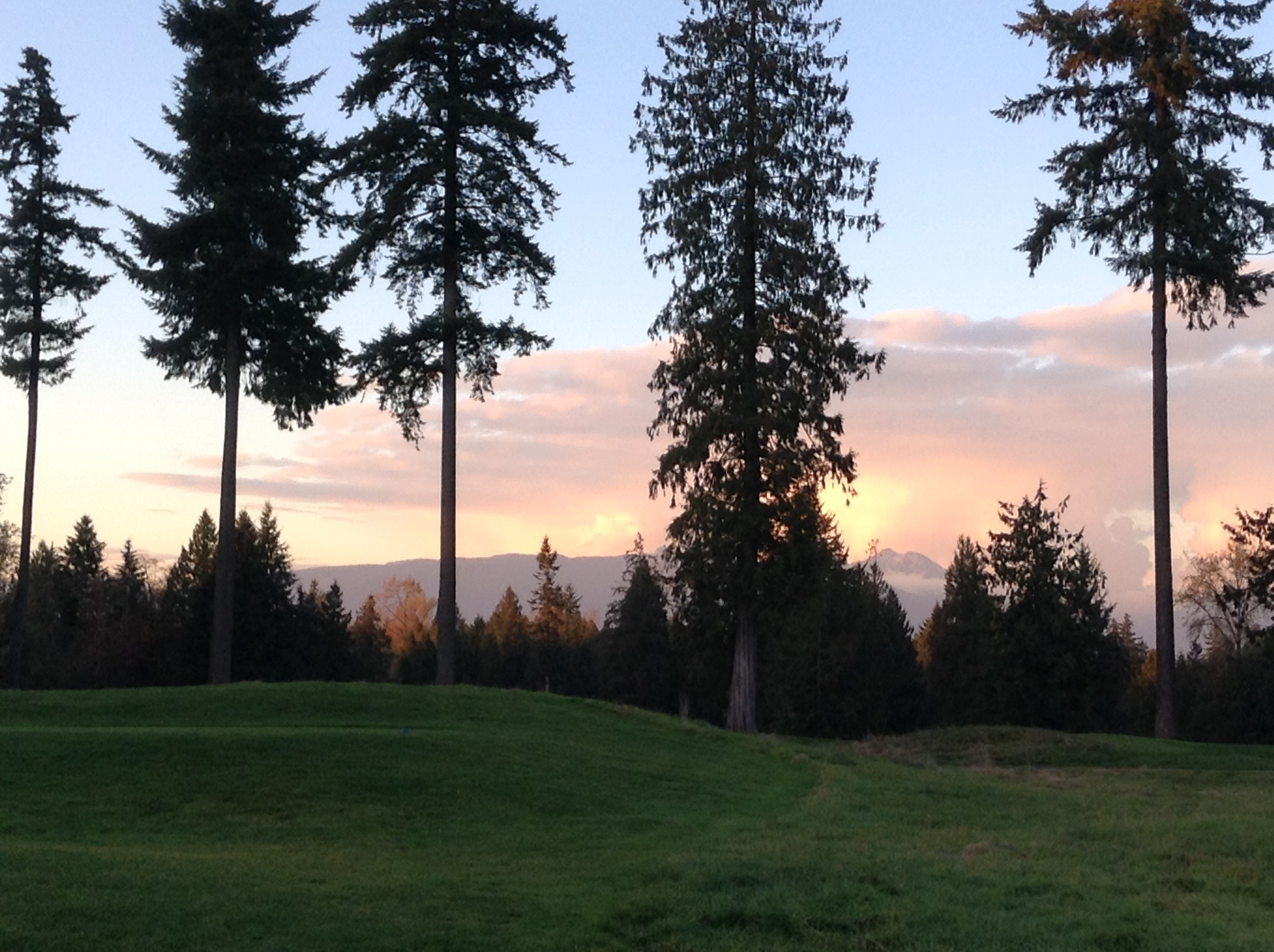 (Redwoods Golf Course, Langley, B.C.)