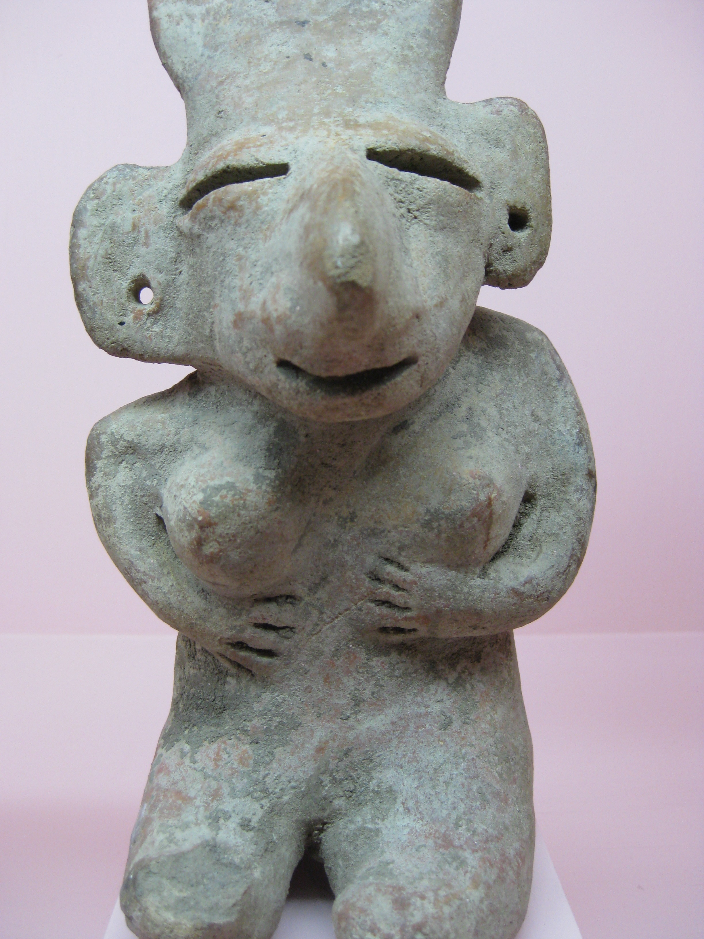 From the Rufino Tamayo Museum, Oaxaca