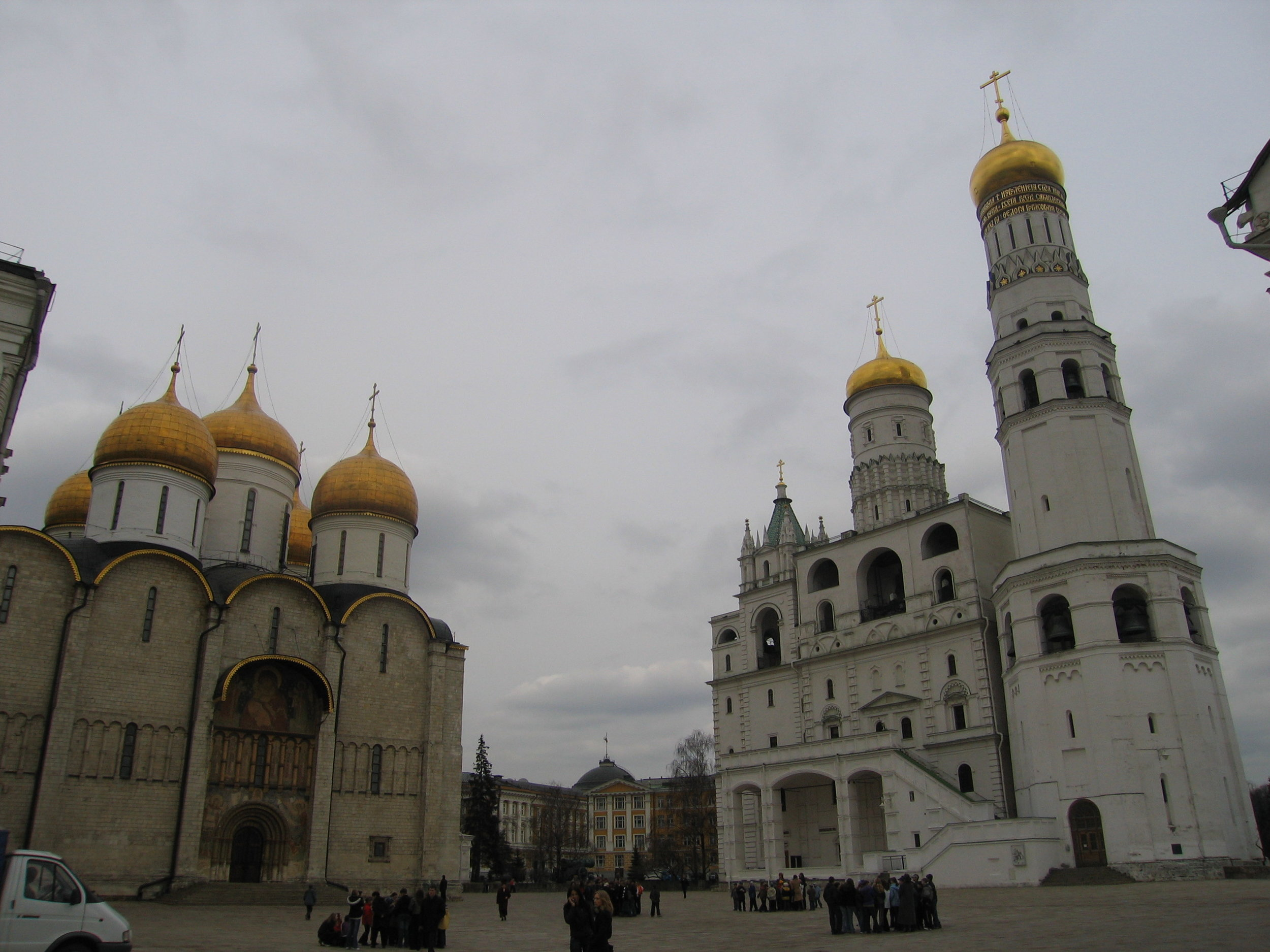 The Cathedral of the Assumption (or the Dormitian Cathedral), Vladimir