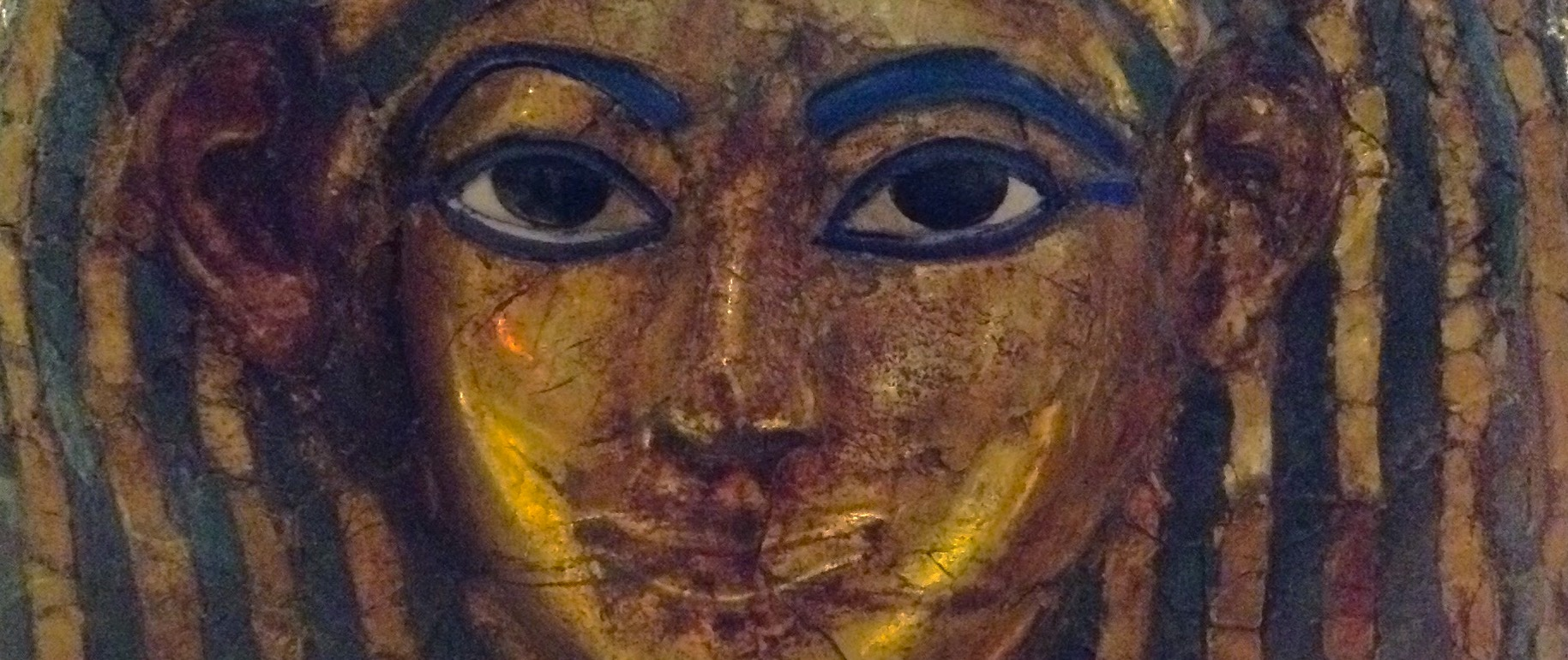 From the Egyptian Museum in Turin (photo RYC)