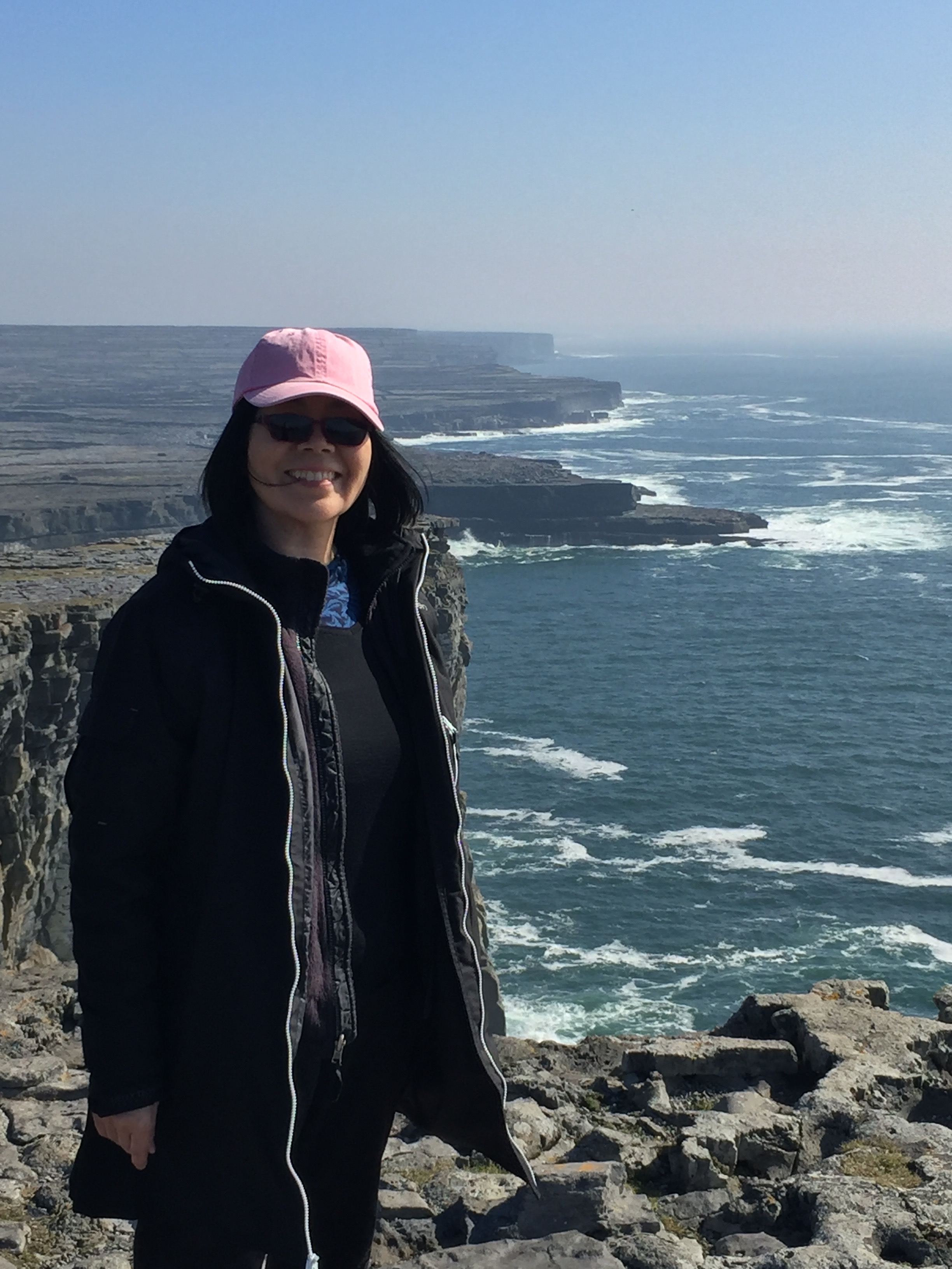 Two final shots of Dun Aengus -- a truly awesome site!