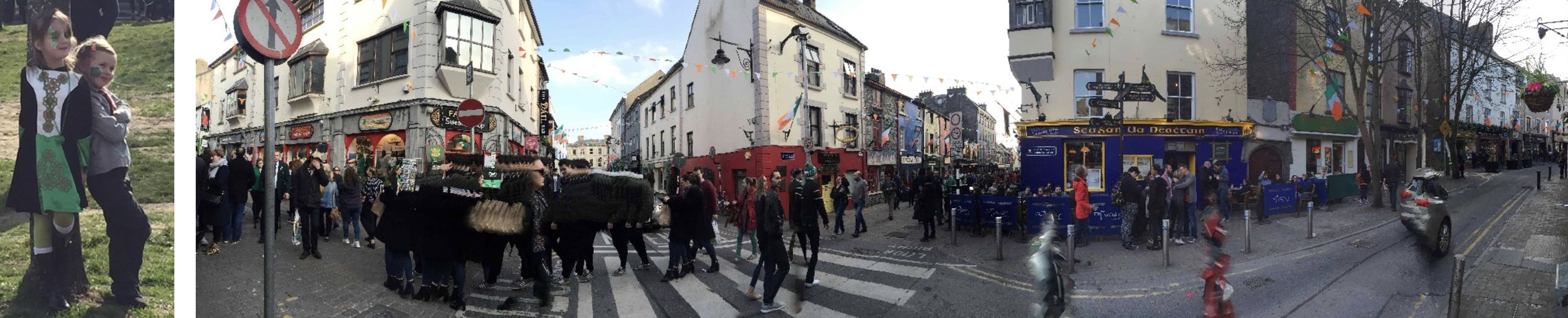 Saint Patrick's Day in Galway