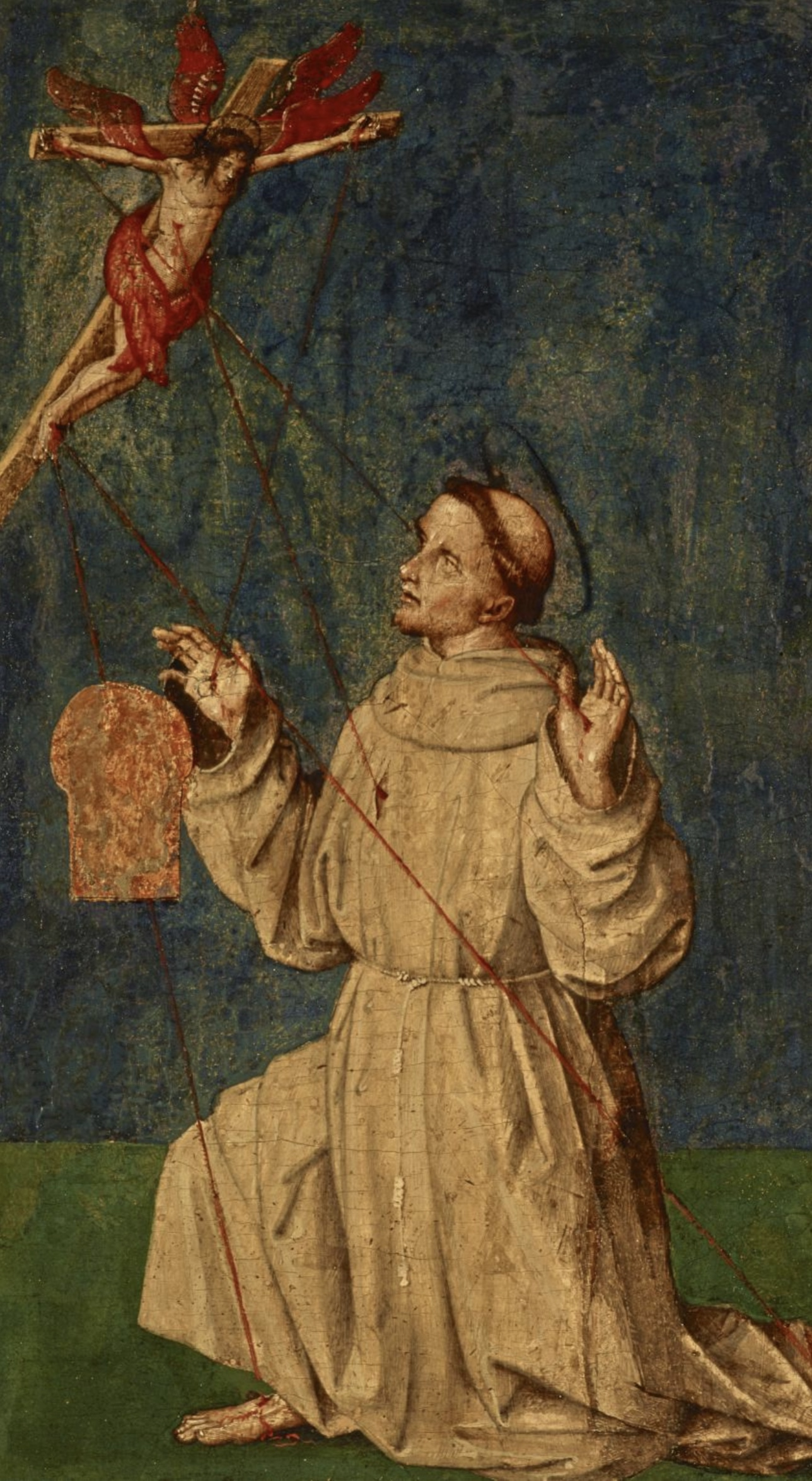 Saint Francis recieving the Stigmata, National Galleries of Scotland