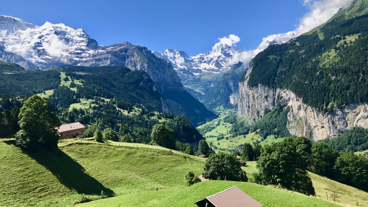 Lauterbrunnen - Switzerland