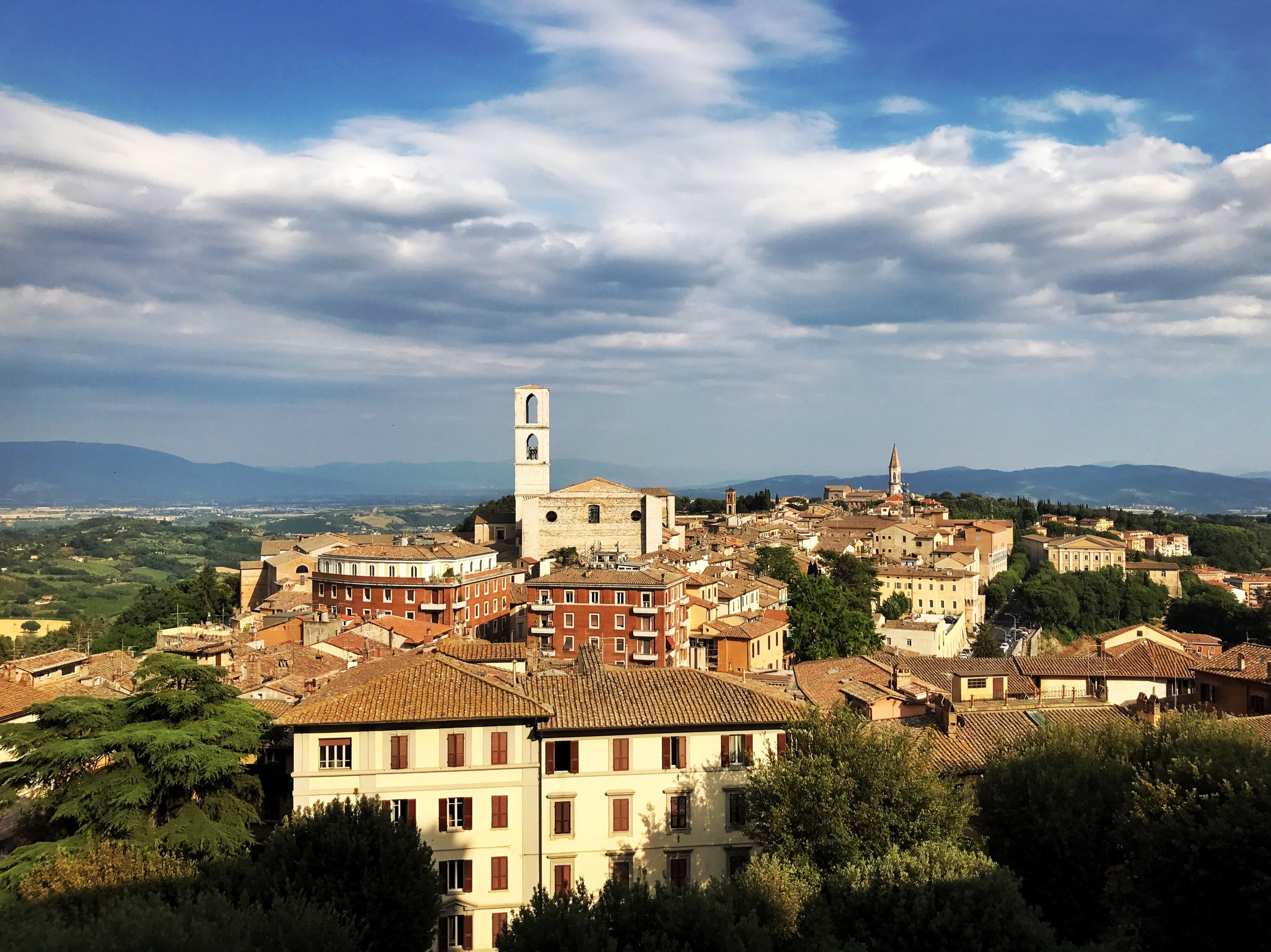 Central Italy -