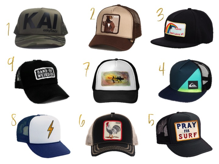 Mens Gifts, Trucker Hats, Gifts for Him