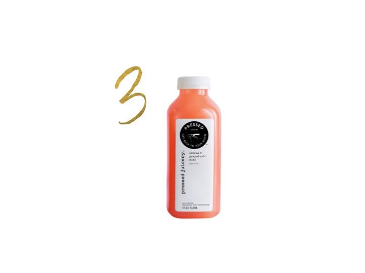 Pressed Juice Grapefruit Mint