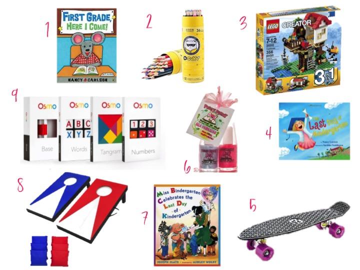 Kindergarten Gifts Amazon