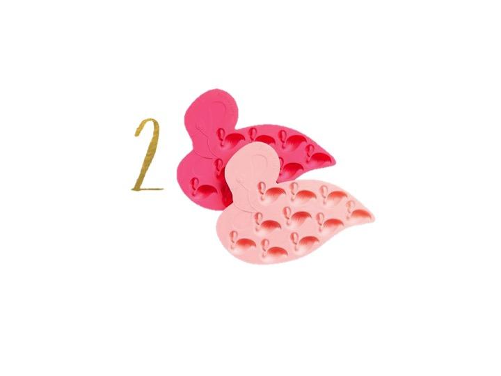 Flamingo Ice trays