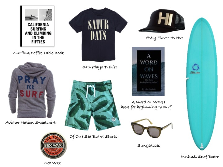Surf Gifts Men's Gifts Gifts for Him