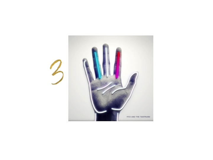 FRIDAY FAVE #3 HAND CLAP FITZ AND THE TANTRUMS