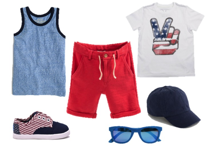 4TH OF JULY FASHION BOYS