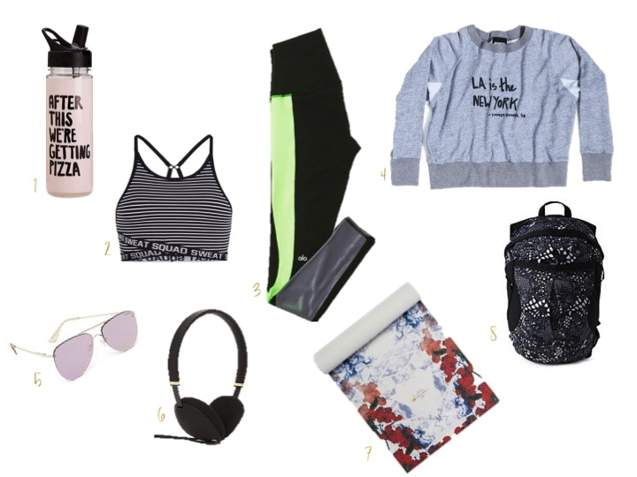 GIFTS FOR YOUR WORKOUT FRIEND