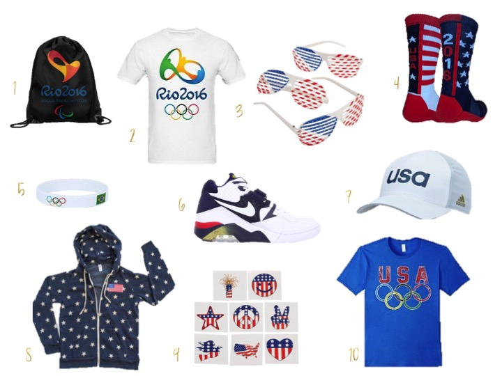 Olympic Inspiration for USA Fans