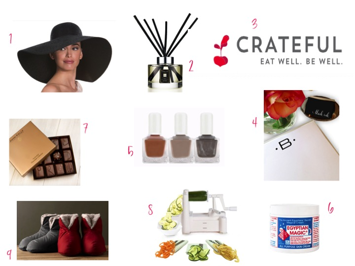ALYSE LEVINE GUEST GIFTER GIFT PICKS